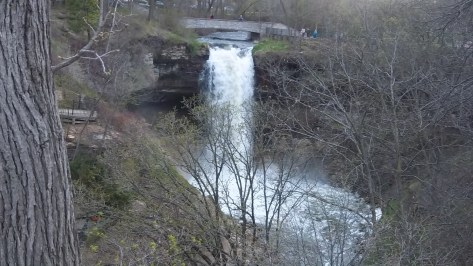 Minnehaha Falls 1
