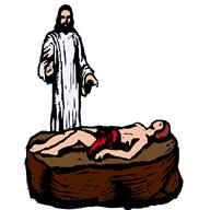 Healing Christ