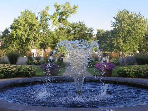 Fountain - Apartments